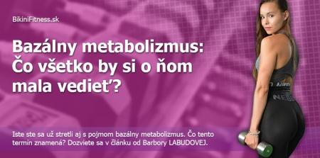 Bazálny metabolizmus: Čo všetko by si o ňom mala vedieť?