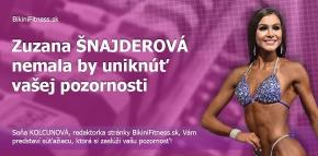 Zuzana Šnajderová - nemala by uniknúť vašej pozornosti