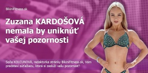 Zuzana Kardošová - nemala by uniknúť vašej pozornosti