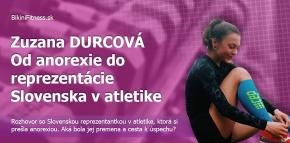 Zuzana Durcová - od anorexie do reprezentácie Slovenska v atletike