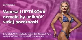 Vanesa Luptáková - nemala by uniknúť vašej pozornosti
