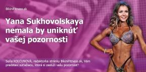 Yana Sukhovolskaya - nemala by uniknúť vašej pozornosti
