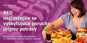 BED - najčastejšie sa vyskytujúca porucha príjmu potravy, ktorou trpíte možno aj vy!