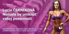 Lucia Černíková - nemala by uniknúť vašej pozornosti