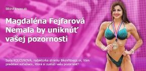 Magdaléna Fejfarová - nemala by uniknúť vašej pozornosti