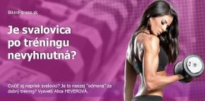 Je svalovica po tréningu nevyhnutná?