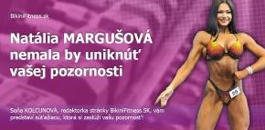 Natália Margušová - nemala by uniknúť vašej pozornosti