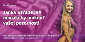 Janka Stachová - nemala by uniknúť vašej pozornosti