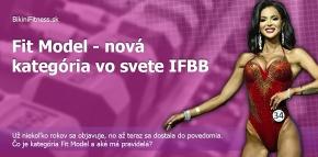 Fit Model - nová kategória vo svete IFBB