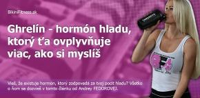 Ghrelín - hormón hladu, ktorý ťa ovplyvňuje viac, ako si myslíš