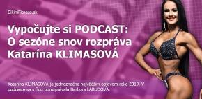Vypočujte si PODCAST: O sezóne snov rozpráva Katarína KLIMASOVÁ