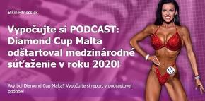 Vypočujte si PODCAST: Diamond Cup Malta odštartoval medzinárodné súťaženie v roku 2020!