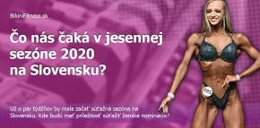 Čo nás čaká v jesennej sezóne 2020 na Slovensku?
