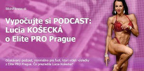Vypočujte si PODCAST: Lucia KOŠECKÁ o Elite PRO Prague