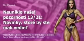 Neuniklo našej pozornosti 13/21: Novinky, ktoré by ste mali vedieť