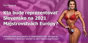 Kto bude reprezentovať Slovensko na 2021 Majstrovstvách Európy?