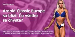 Arnold Classic Europe sa blíži: Čo všetko sa chystá?
