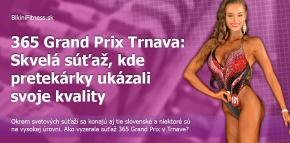 365 Grand Prix Trnava: Skvelá súťaž, kde pretekárky ukázali svoje kvality