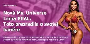 Nová Ms. Universe Linna REAL: Toto prezradila o svojej kariére