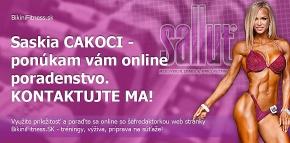 Saskia CAKOCI - ponúkam vám ONLINE poradenstvo!