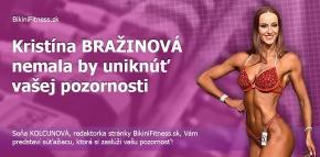 Kristína Bražinová - nemala by uniknúť vašej pozornosti